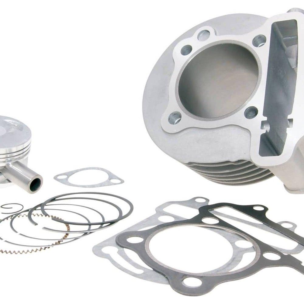 Cruiser 125ccm//4T Ersatz Zylinder kompatibel mit Flex Tech Retro Firenze