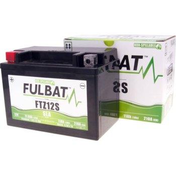 motorradbatterie akku batterie fulbat ftz12s sla honda nc. Black Bedroom Furniture Sets. Home Design Ideas